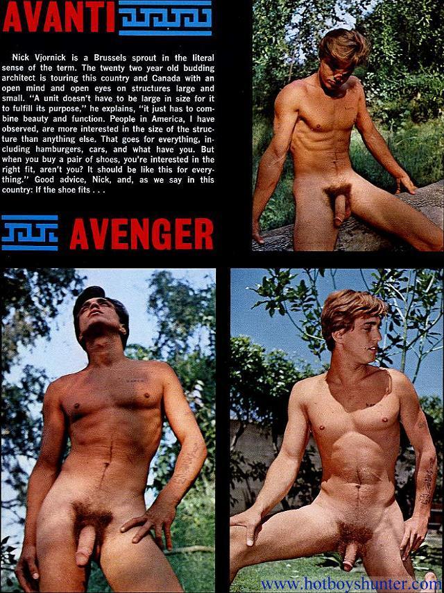 hot muscle boy nude