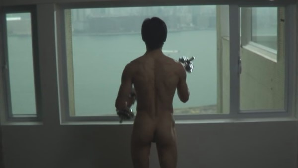asian muscle boy naked