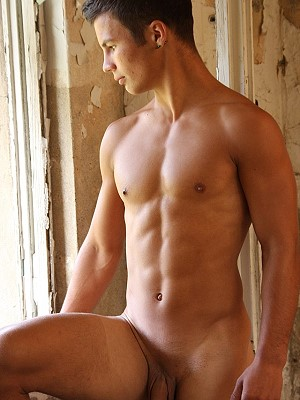 young muscle boy naked