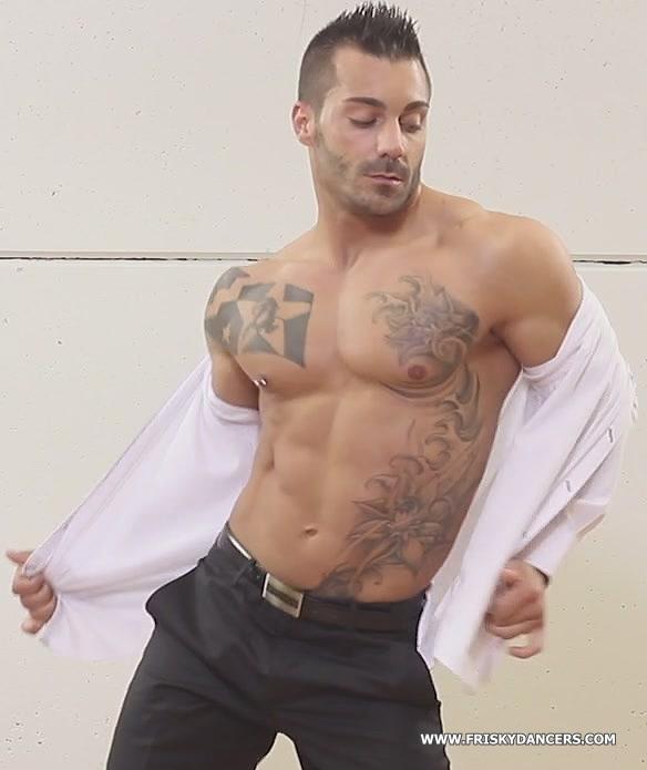 muscle stripper